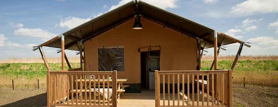 4 persoons Glampingtent