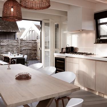 Duynvoet Suite 1 whirlpool & sauna