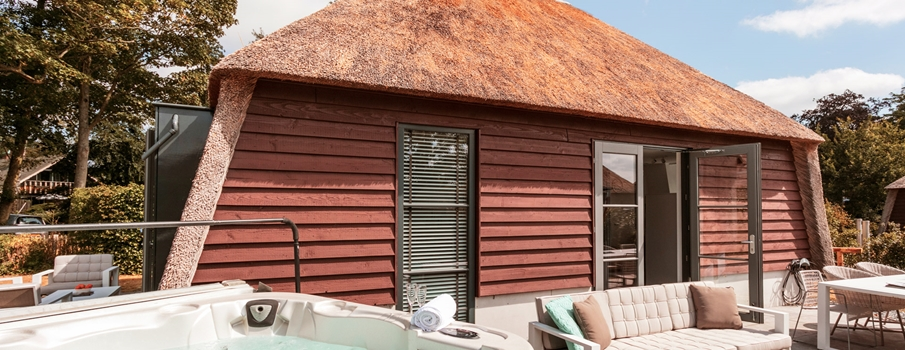 Weideduyn 1 sauna & whirlpool