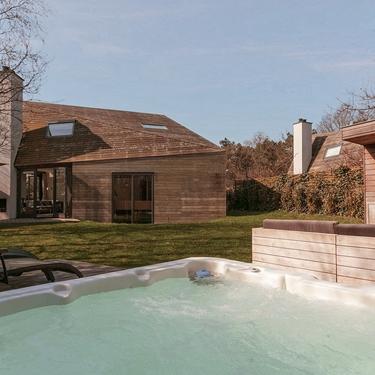 Duynzoom 4 whirlpool & sauna