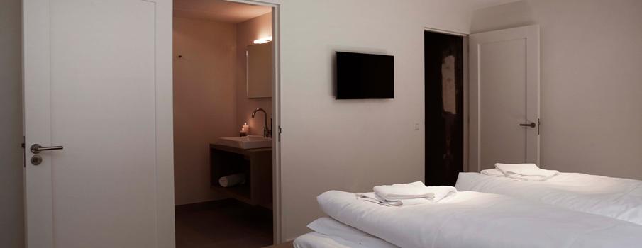 Duynvoet 2 whirlpool & sauna