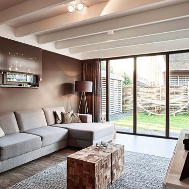 Duynvoet Suite 4 whirlpool & sauna