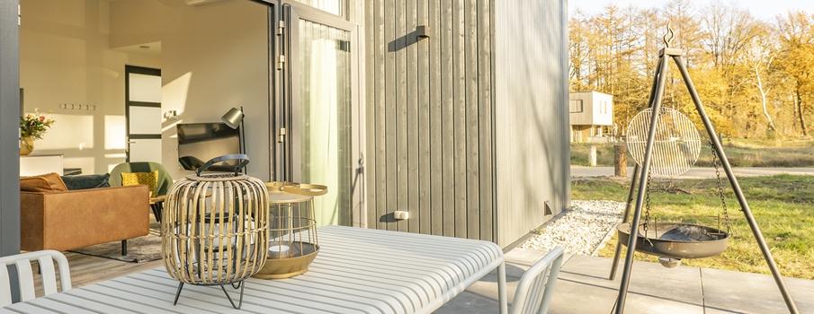 4-persons Suitelodge sauna plus