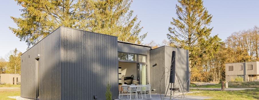 4-persons Suitelodge jacuzzi & sauna