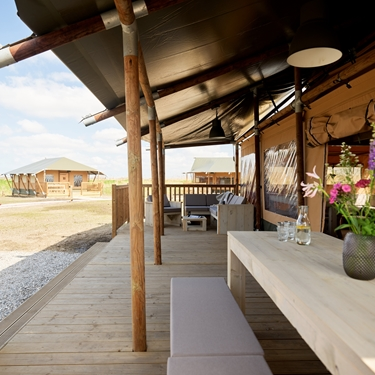8 Persons Glamping tent