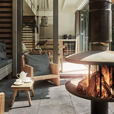 Duynvoet Suite 3 sauna