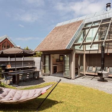Duynvoet Suite 1 whirlpool en sauna