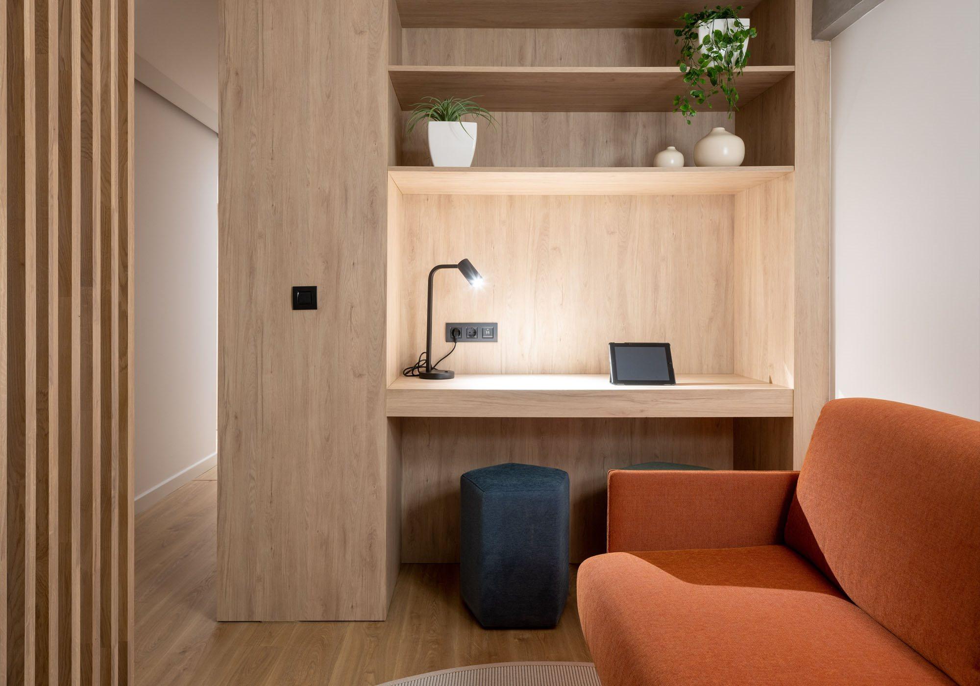 One bedroom apartment Bilbao Guggenheim
