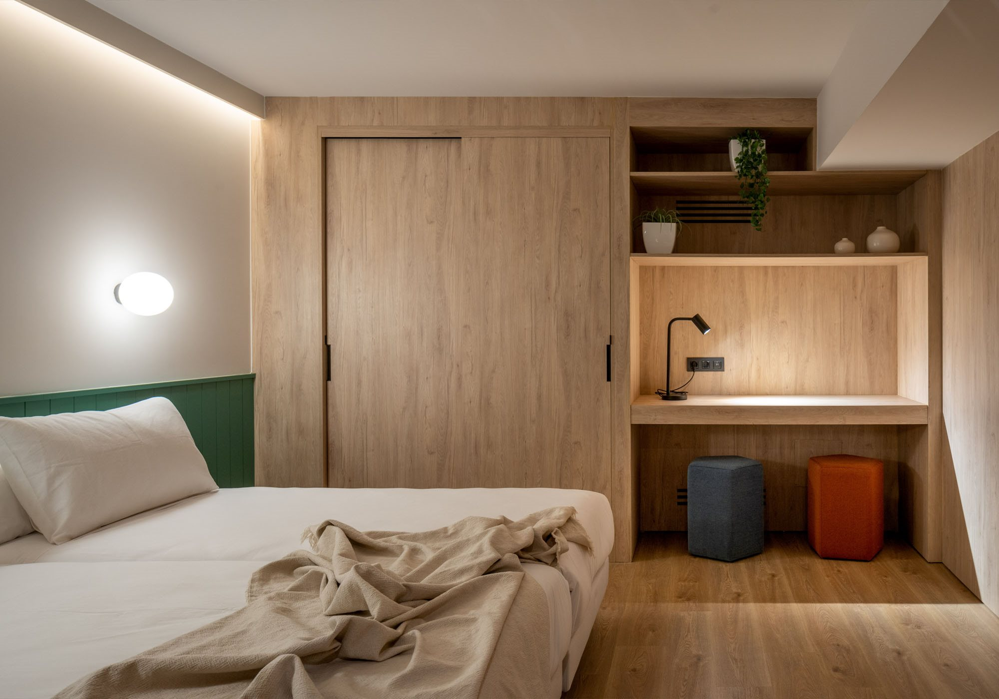 One bedroom apartment Bilbao Museo