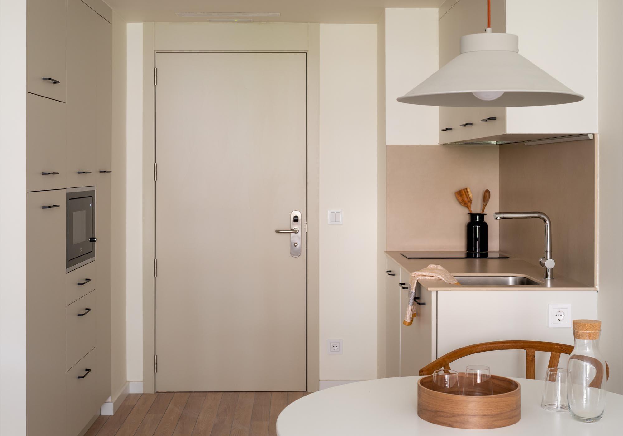 One bedroom apartment in Vitoria city centre
