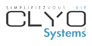 Clyo logo