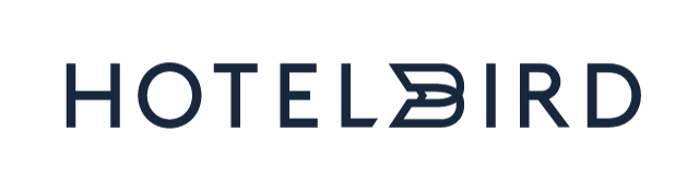 hotelbird Check in/out Platform logo