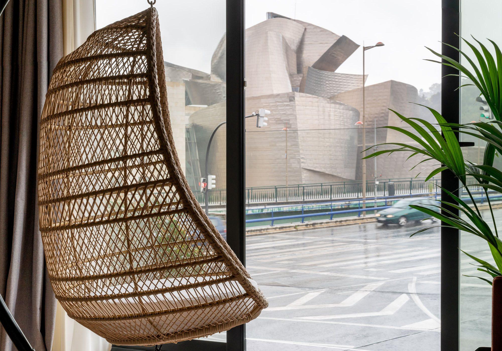 Studio in Bilbao Guggenheim