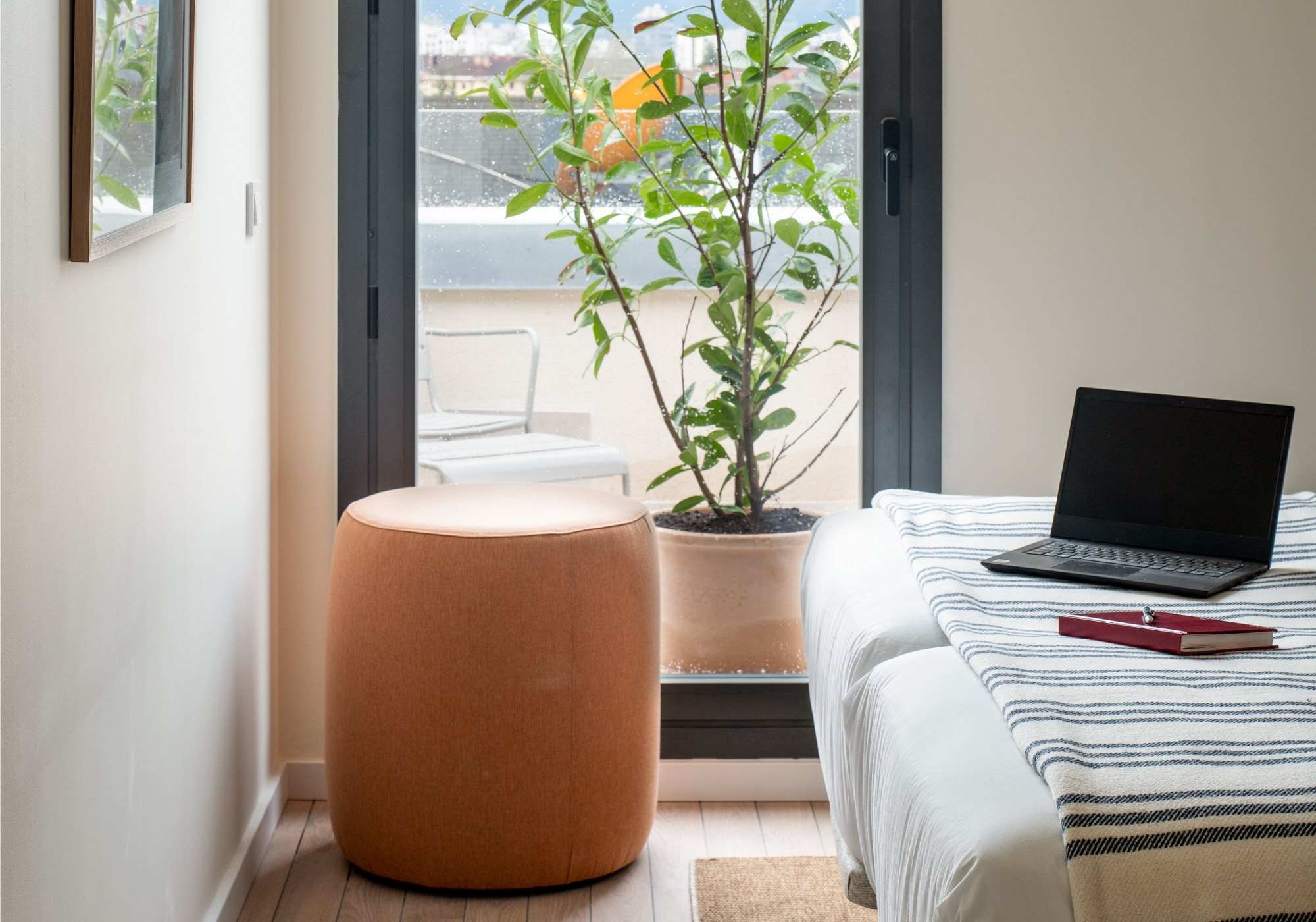One bedroom penthouse in Vitoria city centre