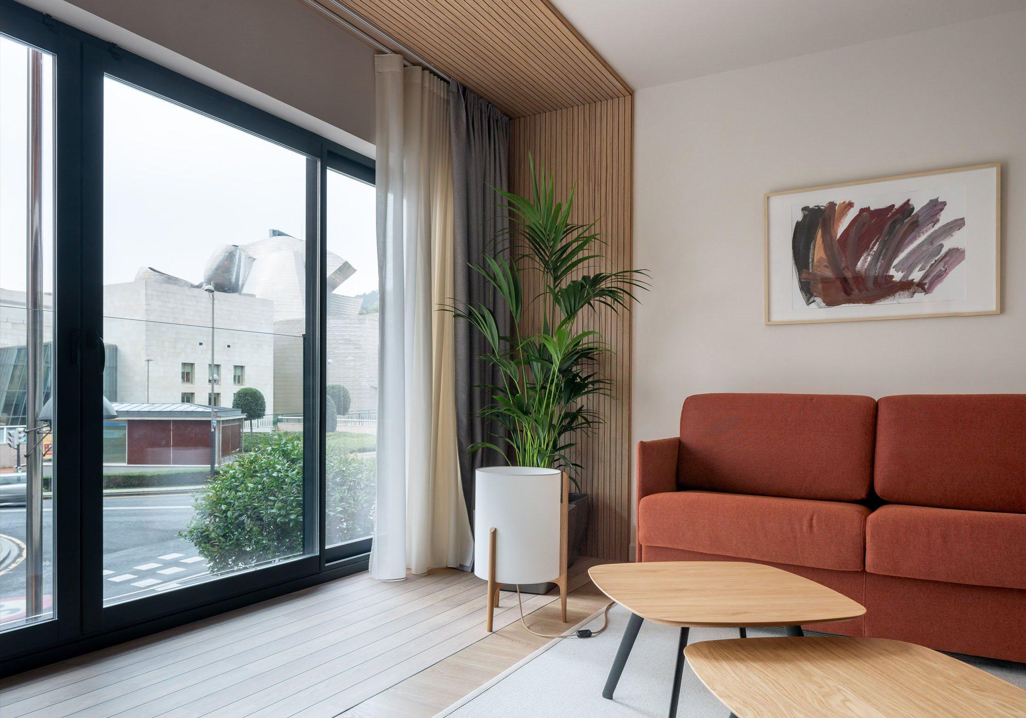 Apartamento 1 Dormitorio en Bilbao Museo