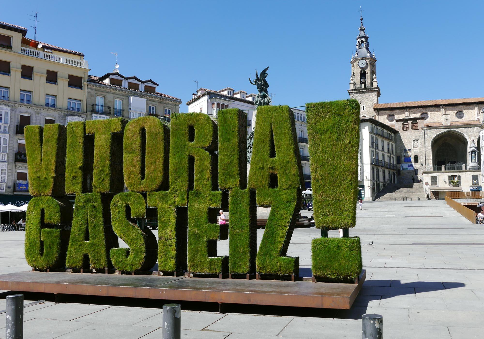 Studio in Vitoria city centre