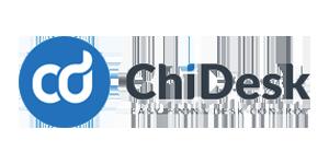 ChiDesk logo