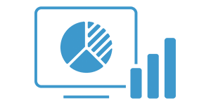 Power BI: Custom Reports logo