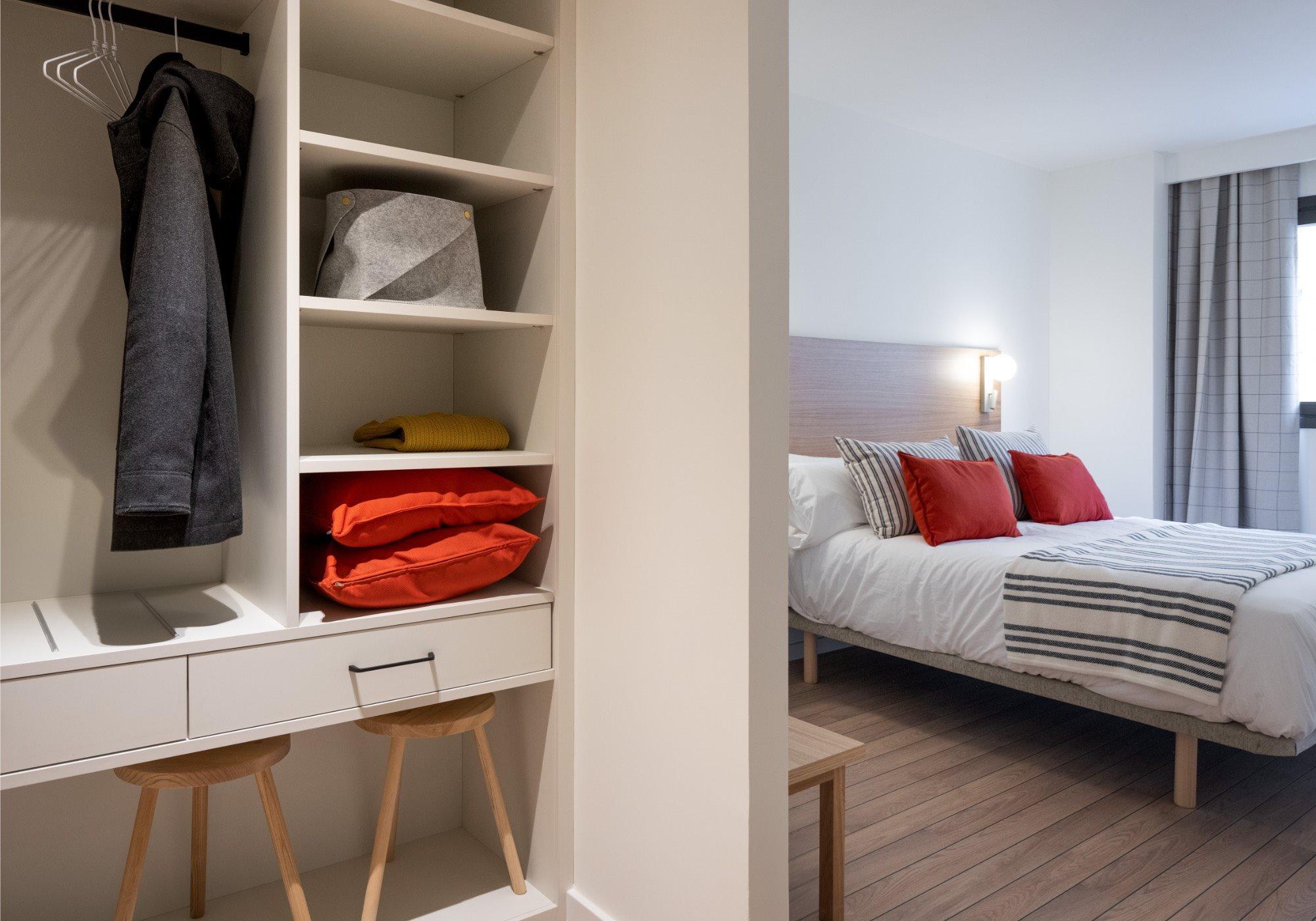 Two bedroom apartment in Vitoria city centre